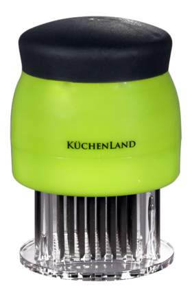 Молоток для мяса Kuchenland Тендерайзер 72 лезвия салатовый