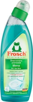 Очиститель унитазов Frosch мята 750 мл