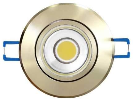 Встраиваемый светильник Uniel 4500K ULM-R31-5W/NW IP20 Gold