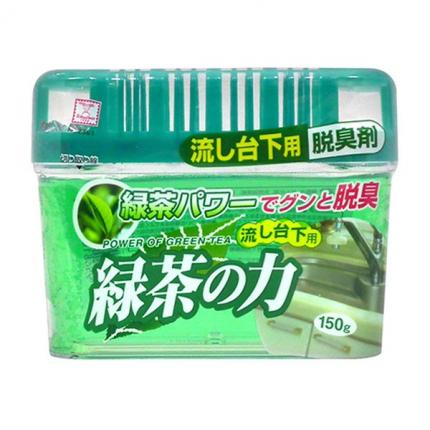 Ароматическое средство Kokubo Deodorant Power of Green Tea 150 г