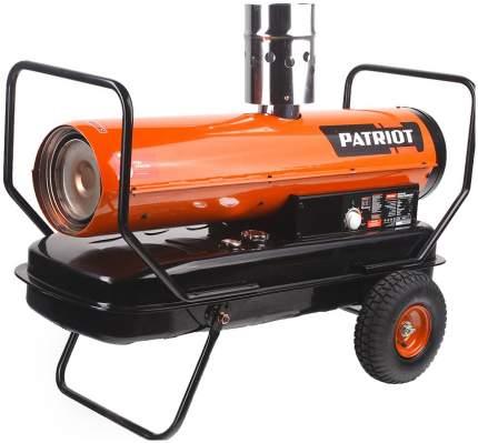 Калорифер дизельный Patriot DTW-239 F, непрямой нагрев, 23 кВт, 350 м3/ч,633703210