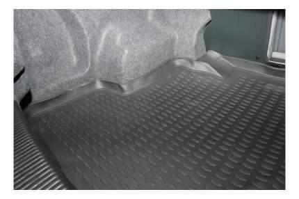 Коврик в багажник Element для Nissan Almera Classic 2006-, седан, полиуретан