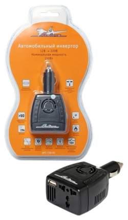 Автомобильный преобразователь напряжения Airline 12В-220В 150Вт API-150-01