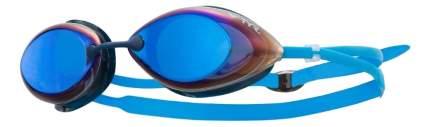 Очки для плавания TYR Tracer Racing Mirrored LGTRM синие/разноцветные (420)
