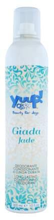 Дезодорант для шерсти Yuup Professional! Нефрит с цветочным ароматом, 300 мл