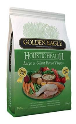 Сухой корм для щенков Golden Eagle Holistic Health Large & Giant Puppy 23/13, курица, 12кг