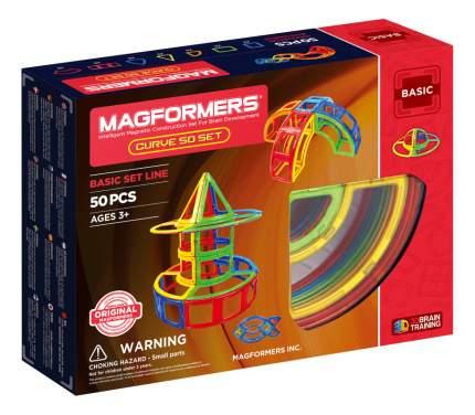 Конструктор магнитный Magformers Curve 50