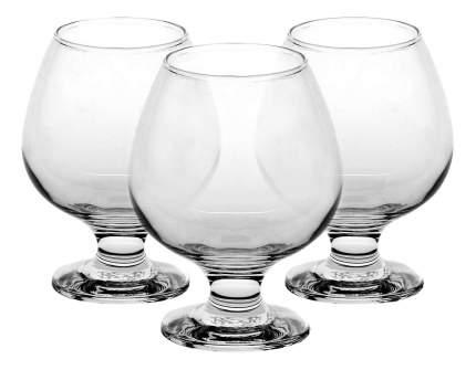 Набор бокалов Pasabahce bistro для коктейля 400 мл 3шт