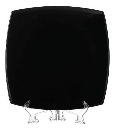Тарелка Luminarc Quadrato Black 27 см