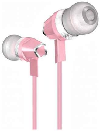Наушники Hoco M4 Pink