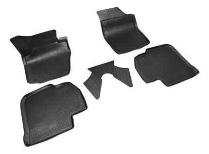Комплект ковриков Norplast для Skoda (NPA11-C81-651)