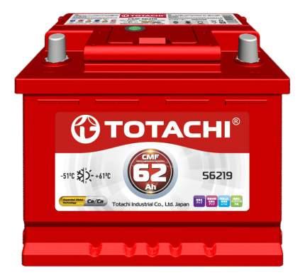 Аккумулятор автомобильный автомобильный TOTACHI 4589904929977 62 Ач