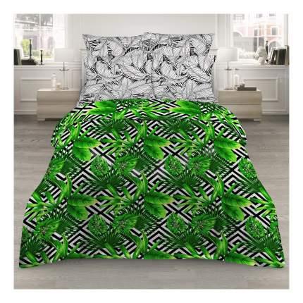 Комплект постельного белья Василиса самоцветная евро