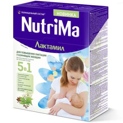 Молочные смеси гипоаллергенные Лактамил Для кормящих женщин 360 г