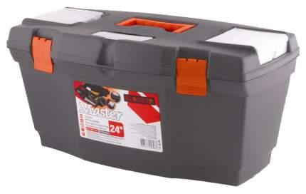"""Пластиковый ящик для инструментов Blocker Master 24"""" ПЦ3703"""