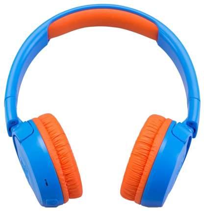 Беспроводные наушники JBL JR300 BT Blue/Orange