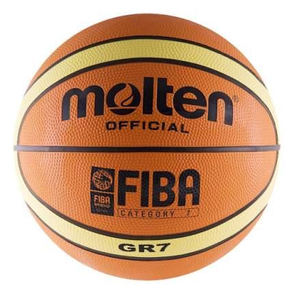 Баскетбольный мяч Molten BGR7 №7 brown