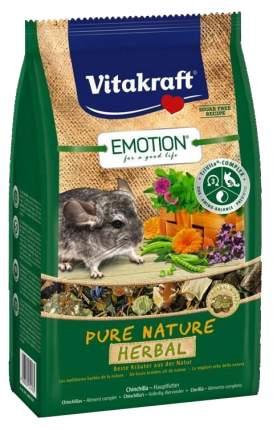 Корм для шиншилл Vitakraft Pure Nature Herbal 0.6 кг 1 шт