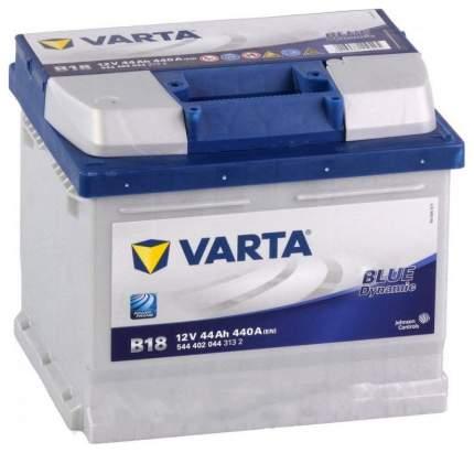 Аккумулятор автомобильный автомобильный Varta Blue Dymamic 544402044 44 Ач