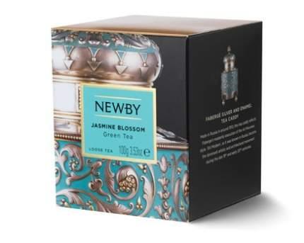 Чай зеленый Newby jasmine blossom 100 г