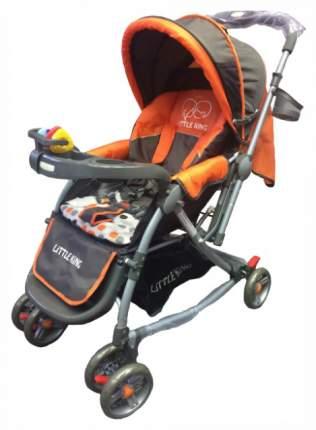 Прогулочная коляска Little King LK-217R Оранжевая