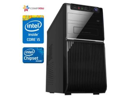 Домашний компьютер CompYou Office PC W170 (CY.537435.W170)