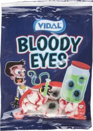 Мармелад жевательный Vidal глаза 70 г