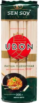 Лапша пшеничная Sen Soy udon premium 300 г