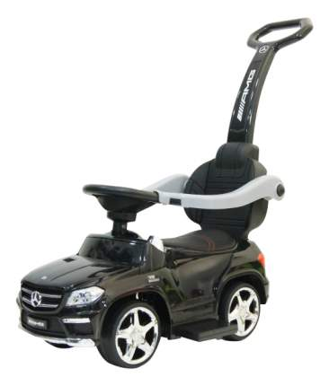 Толокар Mercedes-Benz черный RIVERTOYS
