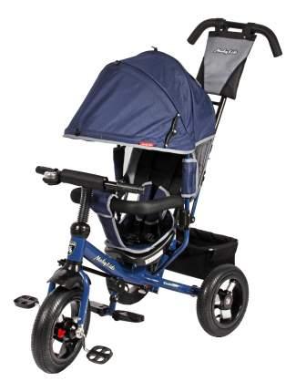 Велосипед Moby Kids Comfort Air 12x10 синий