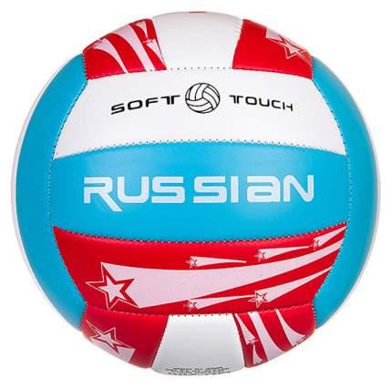 Волейбольный мяч Gratwest Т74404 №5 blue/white/red