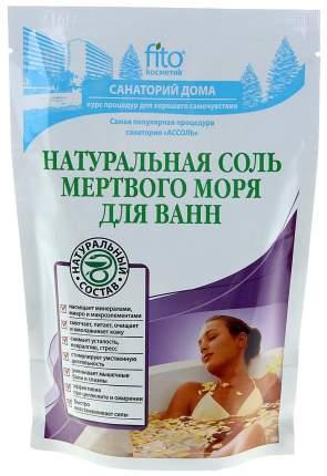 Соль для ванн Fitoкосметик Натуральная мертвого моря 500 г