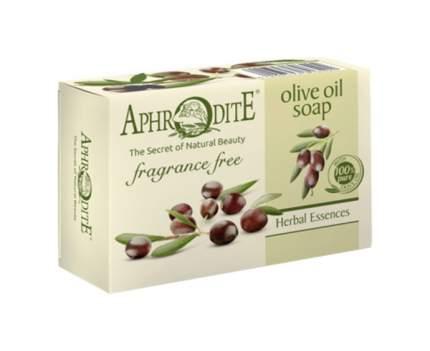 Косметическое мыло Aphrodite Оливковое натуральное 100 г