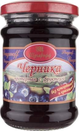 Черника протертая Шугарофф с фруктозой 250 г