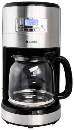 Кофеварка капельного типа Gemlux GL-DCM-3 Black/Silver