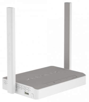Wi-Fi роутер Keenetic KN-1410 Белый, серый