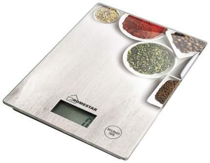 Весы кухонные Homestar HS-3008 White