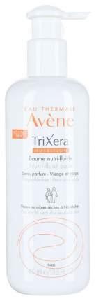 Легкий питательный бальзам Avene Nutrition TriXera+ 400 мл