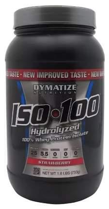 Протеин Dymatize Nutrition Iso-100 1030 г Strawberry