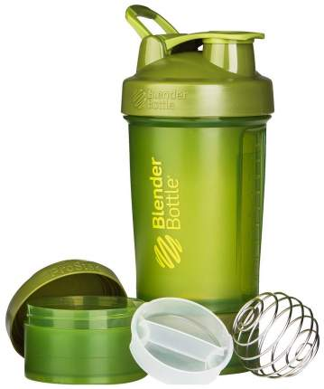 Шейкер Blender Bottle ProStak Full Color 1 кам. 650 мл оливковый