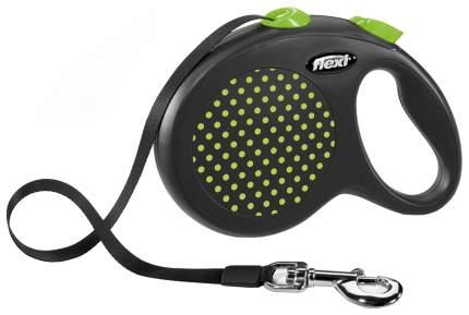 Поводок-рулетка Flexi Design L, зеленый