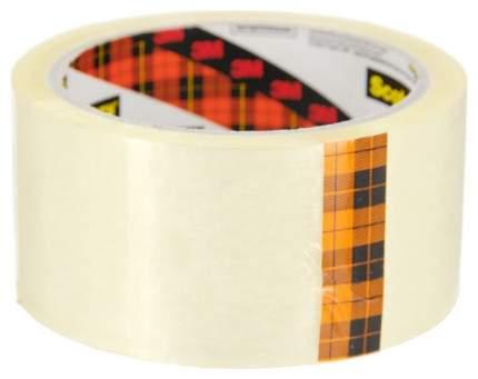 Клейкая лента Scotch Упаковочная 48мм х 50м, Прозрачная