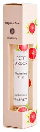 Парфюмерная вода The Saem Petit Ardor Perfume Beginning Fruit 10 мл