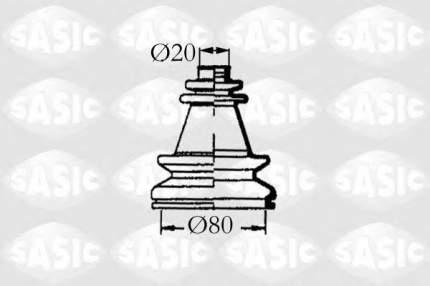 Пыльник Sasic 4003454