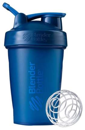 Шейкер спортивный Blender Bottle Classic Full Color 591 мл Темно-Синий