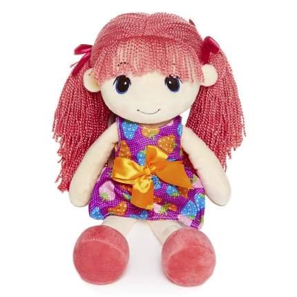 Кукла Maxitoys стильняшка с Розовыми волосами, 40 см