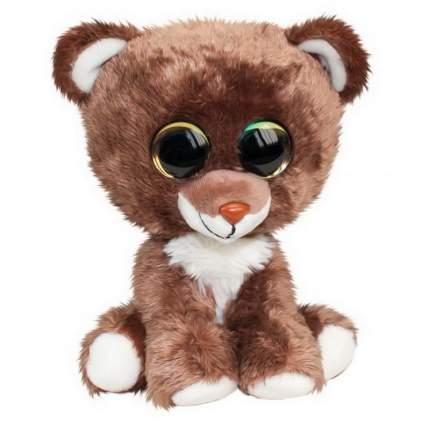 Мягкая игрушка Tactic Мишка Otso, коричневый, 15 см