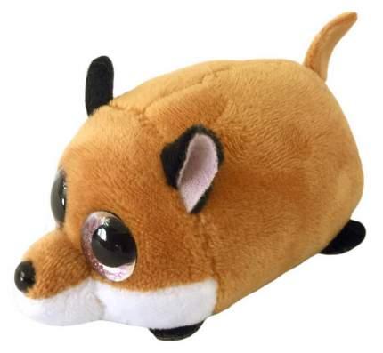Мягкая игрушка ABtoys Лисичка рыжая, 10 см