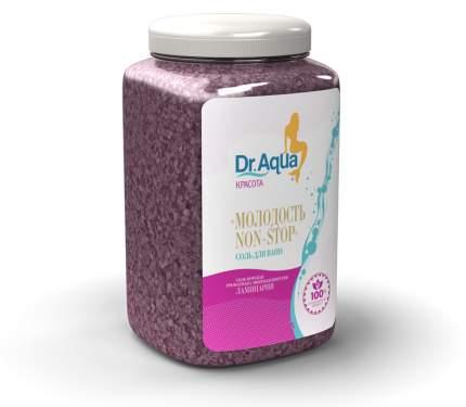 Соль морская ароматная Ламинария 'NON STOP' Dr. Aqua 750 гр