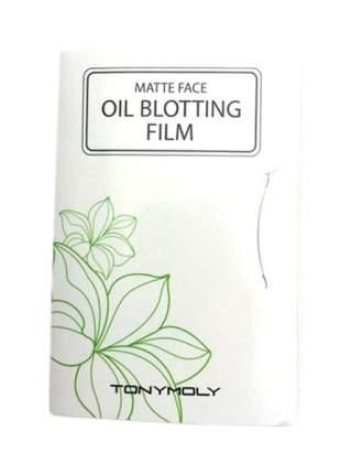 Матирующие салфетки Tony Moly 3M Oil Blotting Film